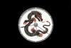 Скачать Заставка (скринсейвер) Часы Дракон