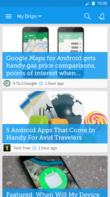 Drippler - Android Tips & Apps 3.0.1546