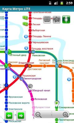 Санкт Петербург (Metro 24) 2.2.2