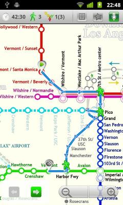 Лос Анджелес (Metro 24) 2.2.8