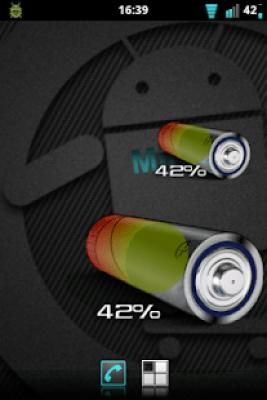 3D AA Battery Widget 1.26