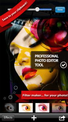 Photo Effects бесплатно 3.0