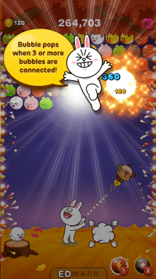 LINE Bubble! 2.16.0.11