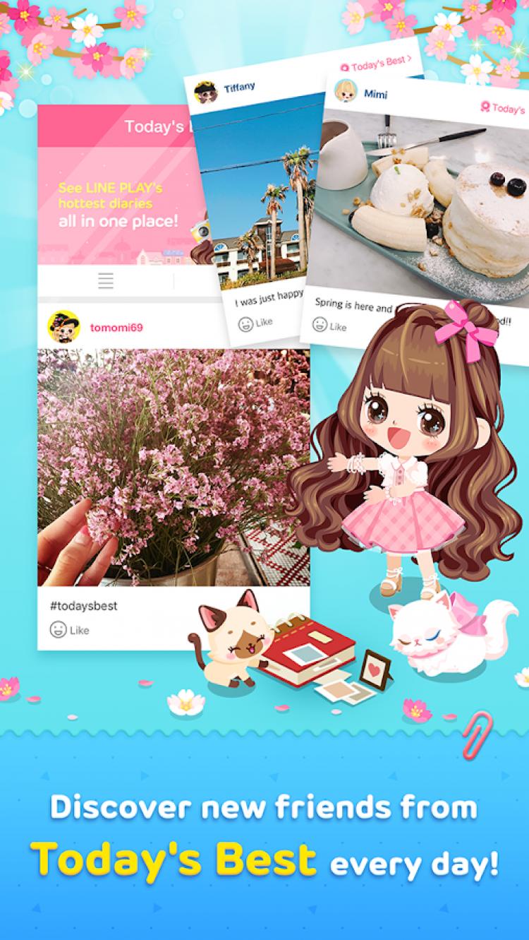 Line play your avatar world мод много денег
