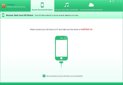 UltData (iPhone Data Recovery) 8.3.1