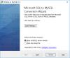 Скачать MSSQL to MySQL
