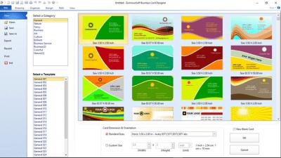 EximiousSoft Business Card Designer 5.11