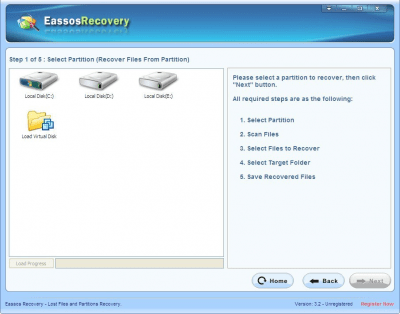 Eassos Recovery 4.3.3.352