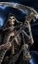 Скачать horror halloween dark skull