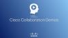 Скачать Cisco Collaboration Demos