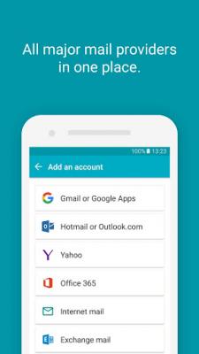 Aqua Mail - почтовая программа 1.16.1-1284
