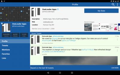 TweetCaster для Twitter 9.3.1