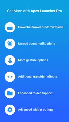 Apex Launcher 4.1.6