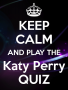Скачать Katy Perry Quiz Lyrics Game