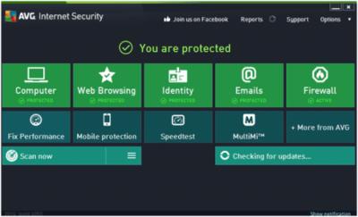 AVG Internet Security 18.7.3069