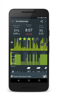 Sleep as Android 20180126
