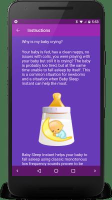 Baby Sleep Instant 2.5