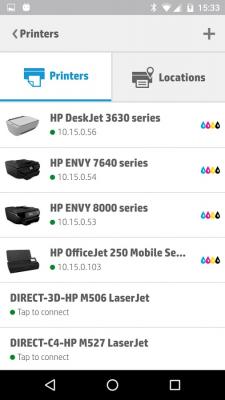 HP ePrint 4.3.1