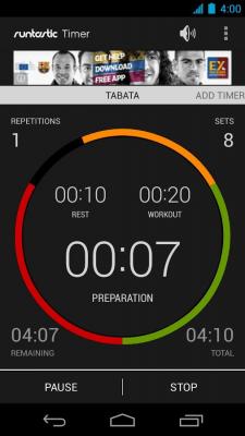 Runtastic Timer 1.0.1