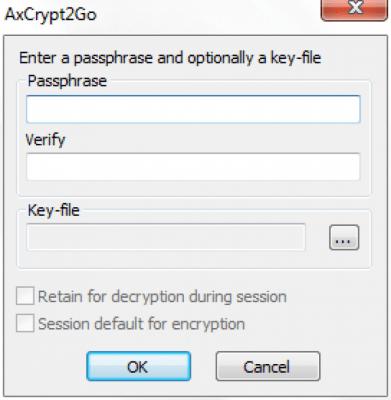 AxCrypt 2.1.1560.0