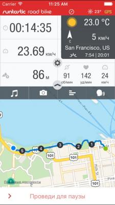 Runtastic Road Bike PRO 3.5.2