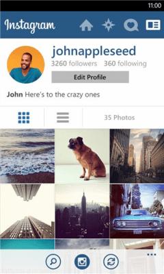Instagram BETA 0.4.3.0