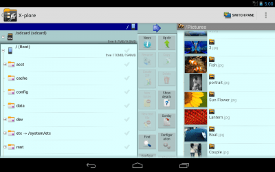 X-plore File Manager 4.12.03