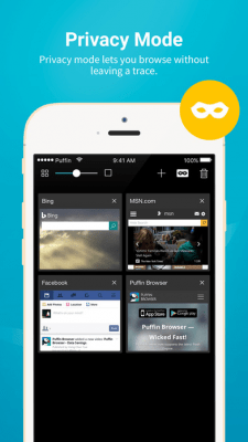 Puffin Browser Pro 5.2.0