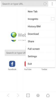 Browser for Android 1.3.1