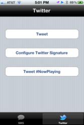 SMS Signature 1.1