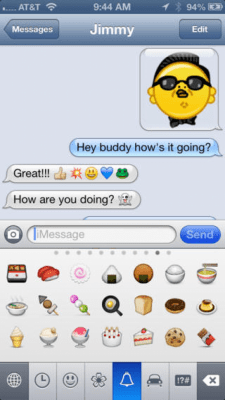 Emoji Characters and Smileys Free 1.0.1