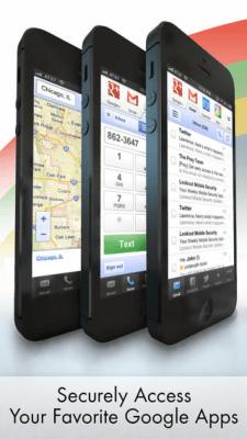 Secure Explorer for Google Apps Free 1.0.1