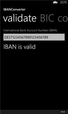 IBANConverter 1.5.1.1
