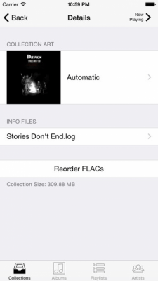 FLAC Player 2.1.3