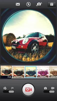 InstaFisheye - LOMO Fisheye Lens for Instagram 2.8.11