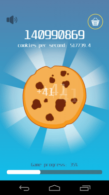 Cookie Clicker HD 1.2