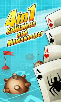 Solitaires & Minesweeper Free 2.7.5