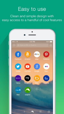Dolphin for MobileNow 10.0.3