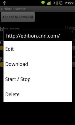 Offline Browser 1.4