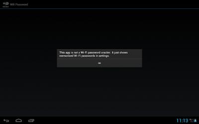 Wifi Password(ROOT) 1.5.2
