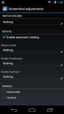 Screenshot Ultimate 2.9.24