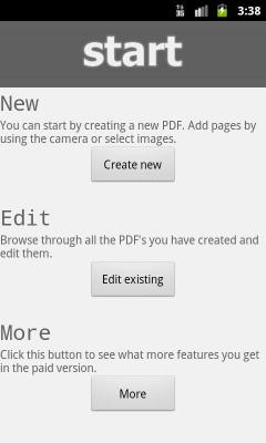 Scan to PDF Free 2.1
