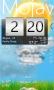 Скачать Weather Clock
