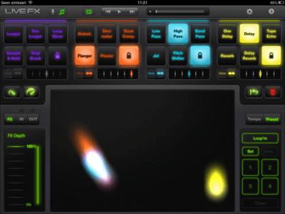 LiveFX - DJ Effects Kit (Free Version) 2.0.1