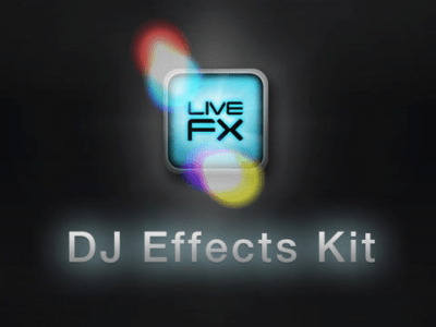 LiveFX • DJ Effects Kit 2.0.1