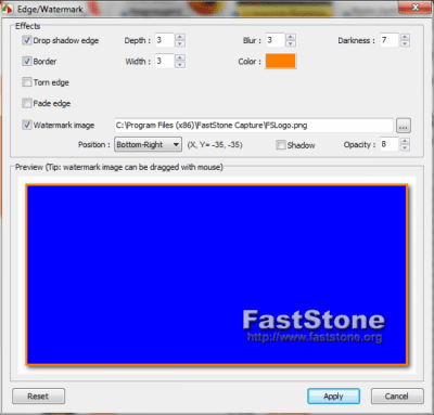 FastStone Capture Portable 9.0
