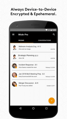 Wickr Me - Secure Messenger 4.59.2