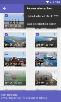 DiskDigger photo recovery 1.0-2018-10-14
