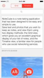 NoteCube 2.4