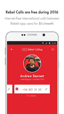 Rebtel: Cheap and Free Calls